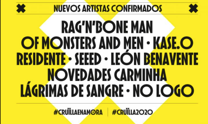 Cruilla Festival 2020 - Página 14 Screen11