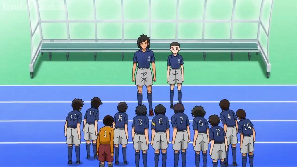 Captain Tsubasa (2018) - Capítulo 11 [Tema de debate] C11b10