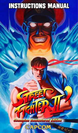 [Complete] Street Fighter II Remastered Edition + New logo (MD) - Are you ken ? - Page 4 2020-138