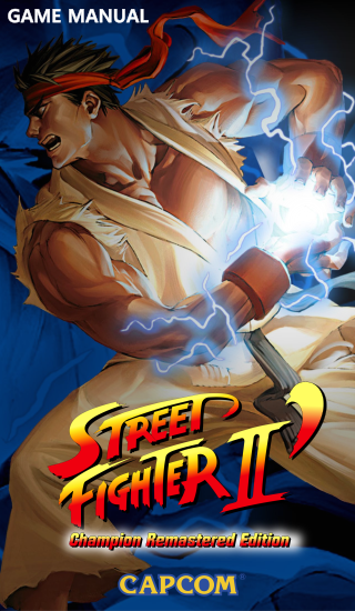 [Complete] Street Fighter II Remastered Edition + New logo (MD) - Are you ken ? - Page 4 2020-141