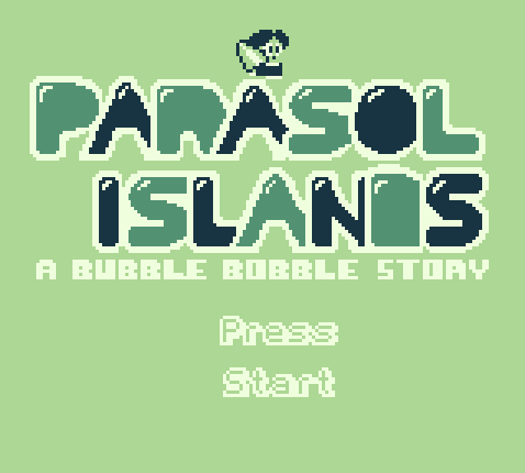 [WIP] Parasol Islands - Gameboy Classic -besoin d avis sur le gameplay 2021-014