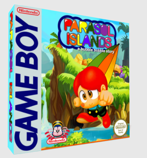 [WIP] Parasol Islands - Gameboy Classic - Production lancée ! 2021-017