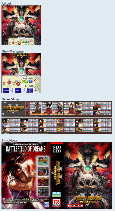 [Commandes]Samurai Shodown V Perfect - US MVS Kit Screen13