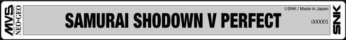 [Commandes]Samurai Shodown V Perfect - US MVS Kit - Page 5 Sticke13