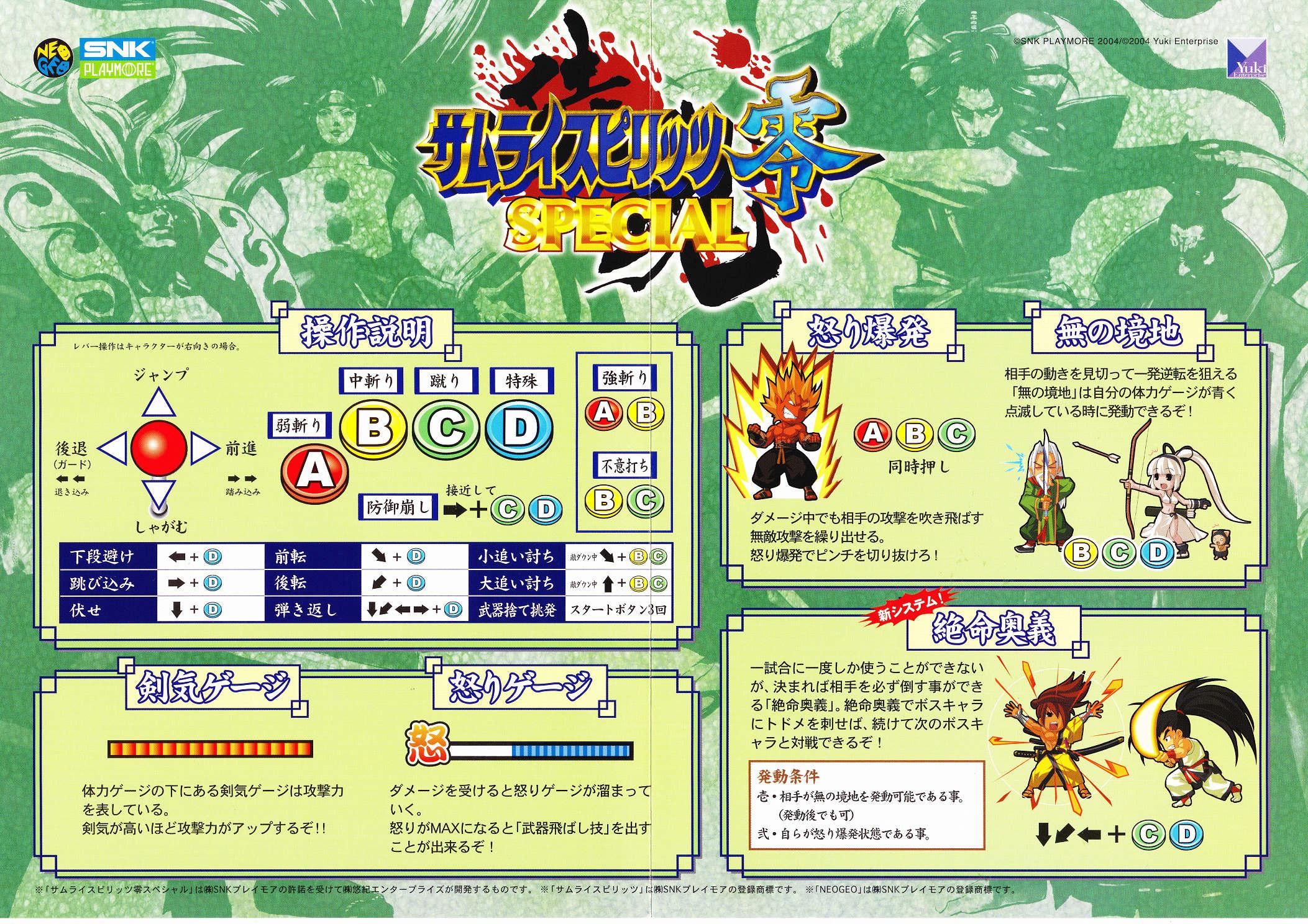 Centralisation des Moves Listes des Vs Fighting Neo Geo - Page 2 Tl_20010