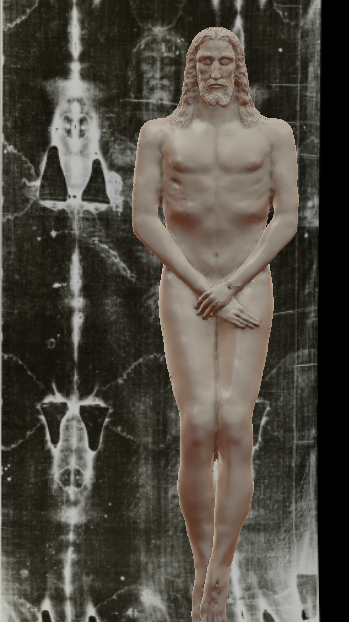 Reconstitution 3D d'après le Saint Suaire. - Page 2 Captur17