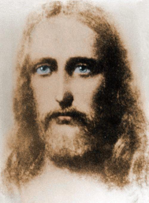 Photos miraculeuse de Jésus - Page 2 Jesusf12