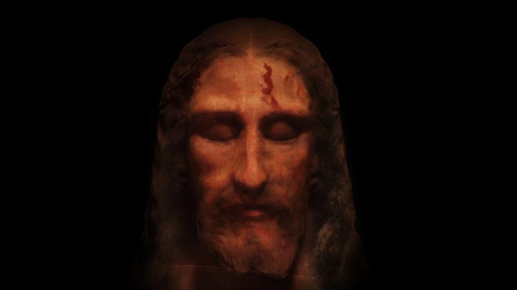 Reconstitution 3D d'après le Saint Suaire. - Page 2 Shroud10