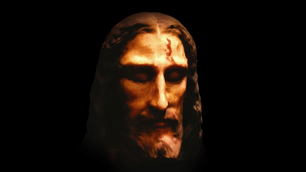Reconstitution 3D d'après le Saint Suaire. - Page 2 Shroud11