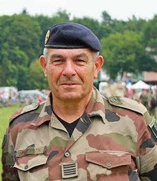 Philippe Martin, décédé le 26 mars 2019 Colone10