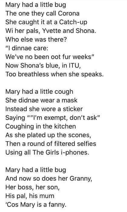 Scottish Poem... 12008610