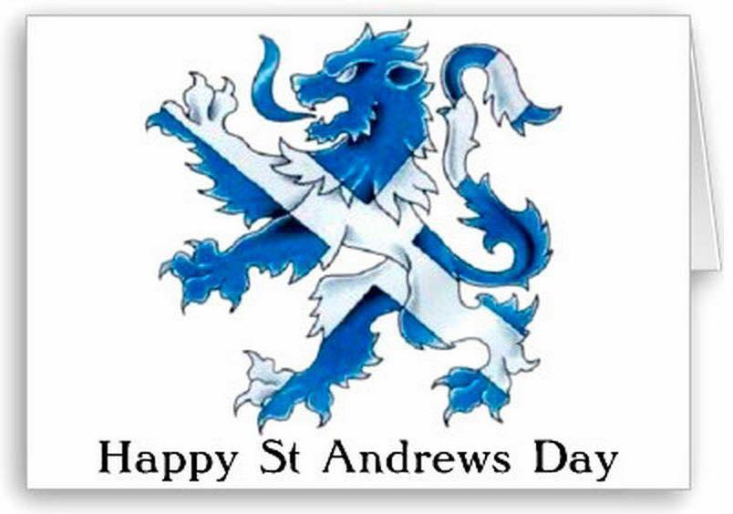 Happy St. Andrew's Day! 47067110