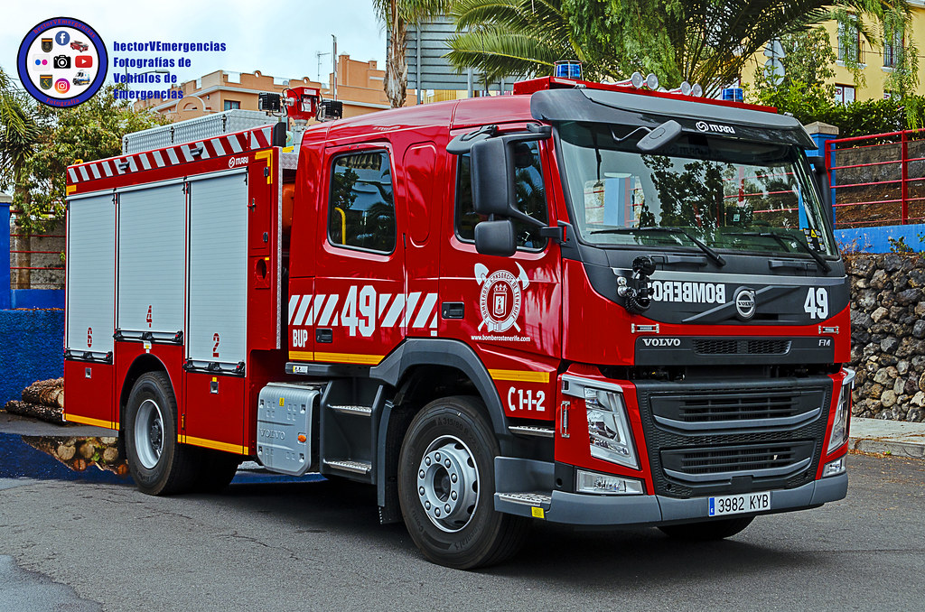 New fire station in Güímar is a top priority 48213810