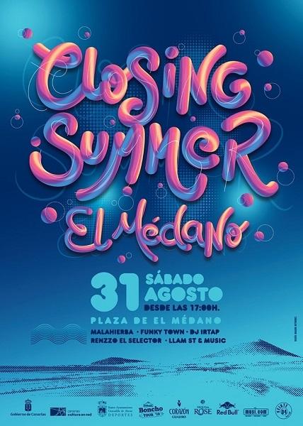 The Summer Closing Party in El Médano 51729-10