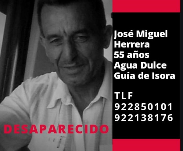 Search for José Miguel - missing 51731-10