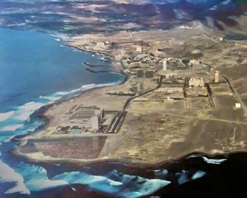 Playa De Las Americas around 1978. 79856110