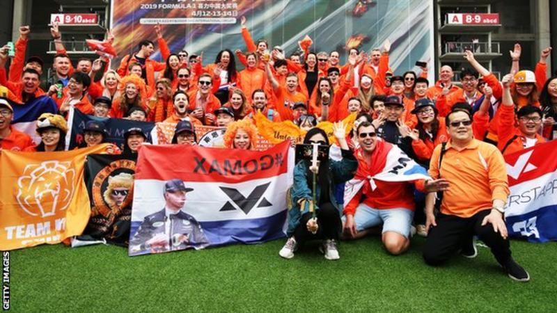 Dutch Grand Prix: Zandvoort to stage first Formula 1 race since 1985 _1069410