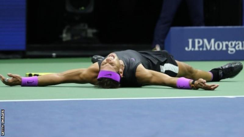 US Open 2019: Rafael Nadal beats Daniil Medvedev to win 19th Grand Slam title _1086610