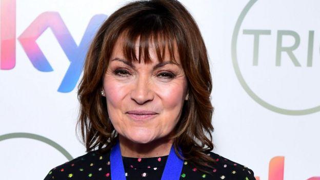 Lorraine Kelly gets OBE _1148210