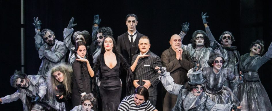 The Addams Family, the musical, in Santa Cruz auditorium for Christmas Addams10