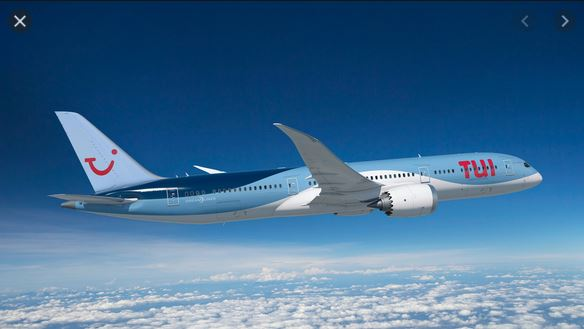 TUI returning to Tenerife and Lanzarote from UK from July 11th Capt1930