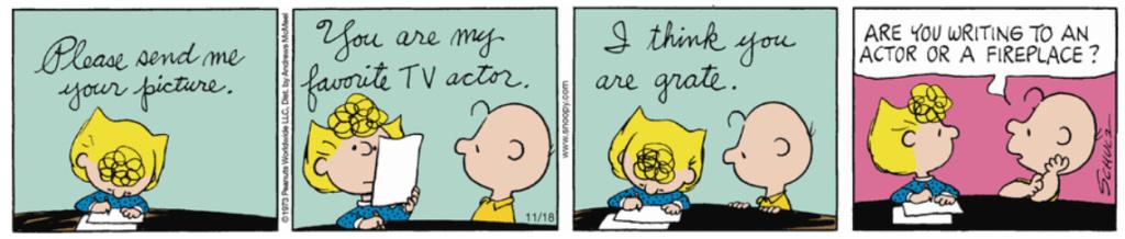 Peanuts. - Page 23 Captu302