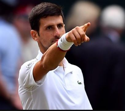 Novak Djokovic beats Roger Federer in longest Wimbledon singles final Captu395