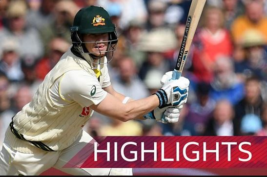 Ashes 2019: 'Steve Smith and the wind steal England's momentum at Old Trafford' Captu604