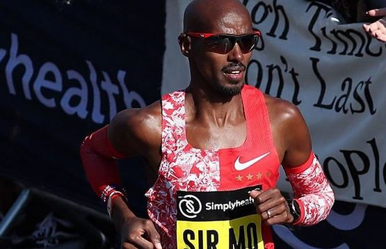 Great North Run: Mo Farah wins record sixth straight title Captu626