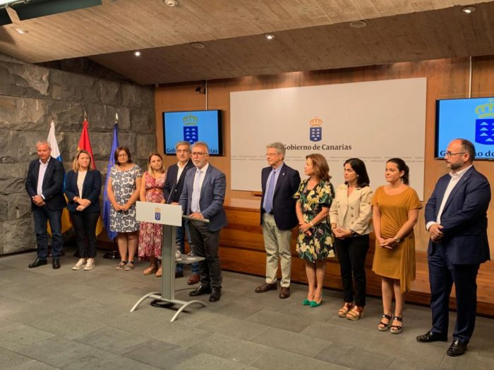Canarian Government declares climate emergency in the islands as prelude to new climate change legislation Climat10