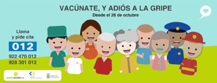 Winter flu vaccination campaign 2019-2020 Flucam10