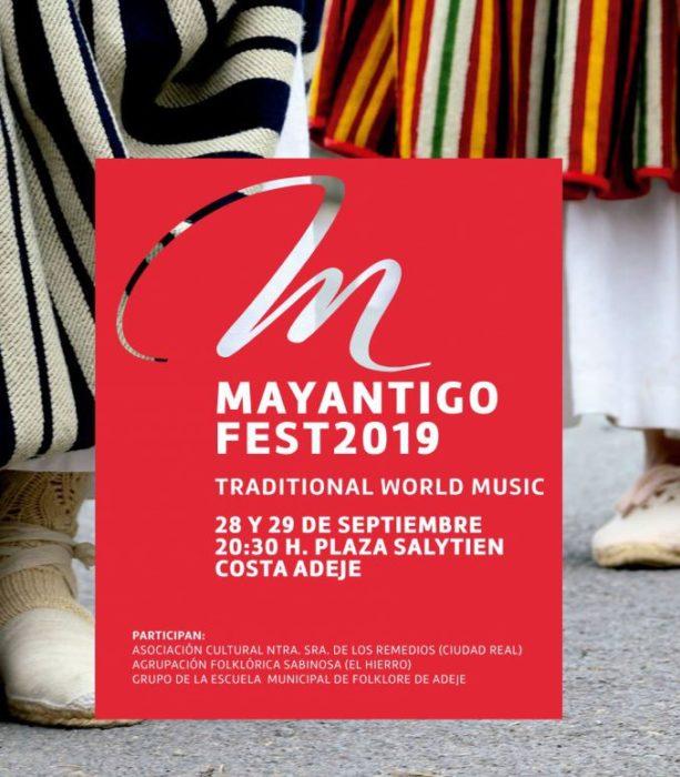 IV Mayantigo Fest in Plaza Salytien this weekend Mayant10