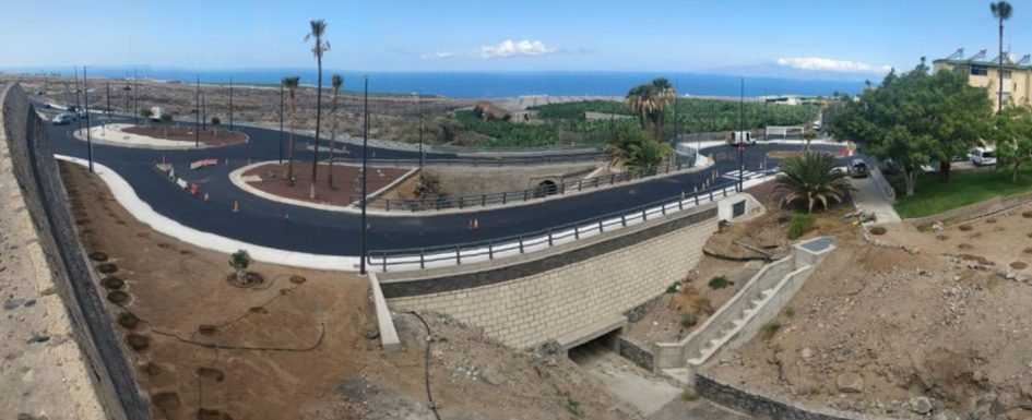 Armeñime roundabout opens to traffic tomorrow Newarm10