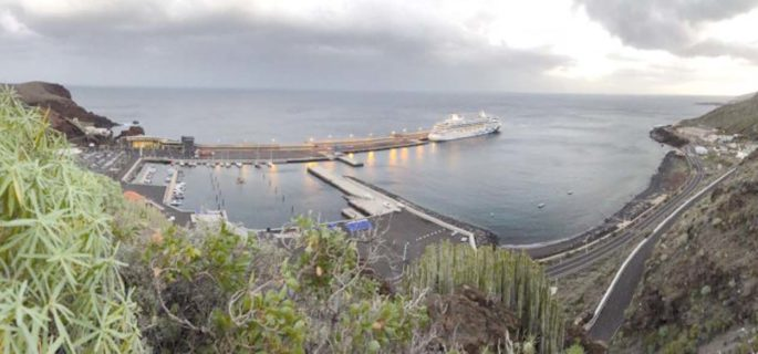 Canaries even more popular for cruises as numbers increase  Page-110