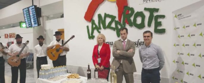 Lanzarote celebrates new flight to Oslo Page-121