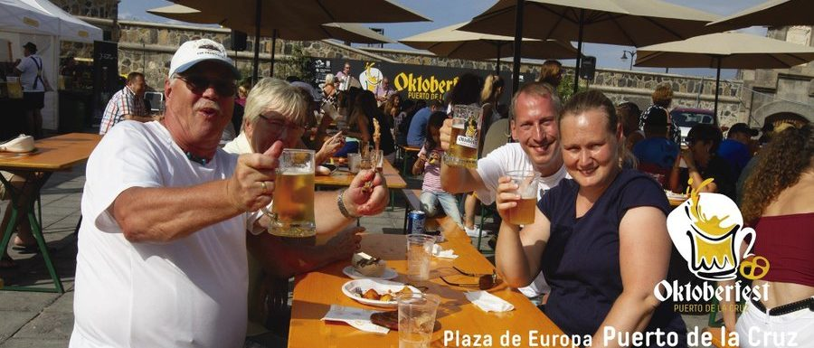 Bavarian week and Oktoberfest in Puerto de la Cruz Pdlcok10