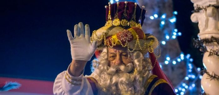 Los Reyes Magos in parades throughout Tenerife for Kings' Eve, 5 January Reyes-10