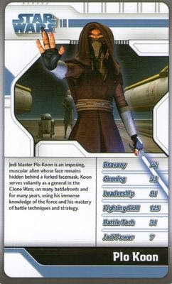 Force File - Plo Koon 89009-10