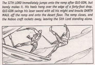 Qui-Gon vs Kit Fisto  - Page 6 Screen10