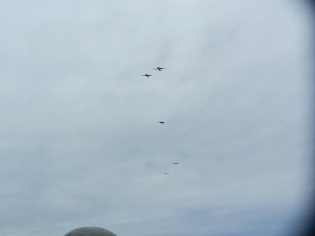 D-Day : un député de Normandie a sauté et va sauter en parachute pour le D-DAY ! 00810