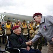 Commémorations du 75e anniversaire du débarquement de Normandie  Agotno10