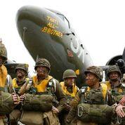 Commémorations du 75e anniversaire du débarquement de Normandie  Jeg9vj10