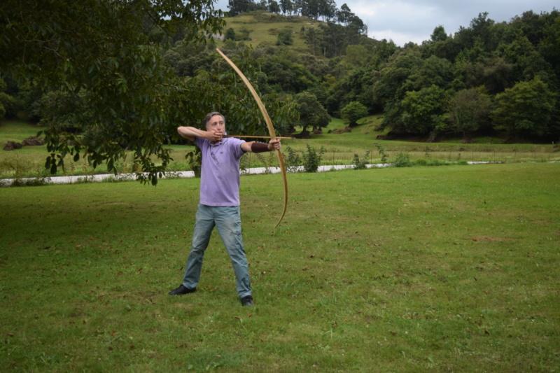 Curso de arcos y flechas con IURDE en Navajeda Dsc_0811