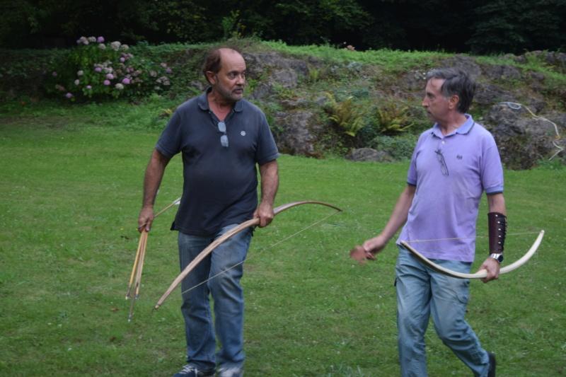 Curso de arcos y flechas con IURDE en Navajeda Dsc_0812