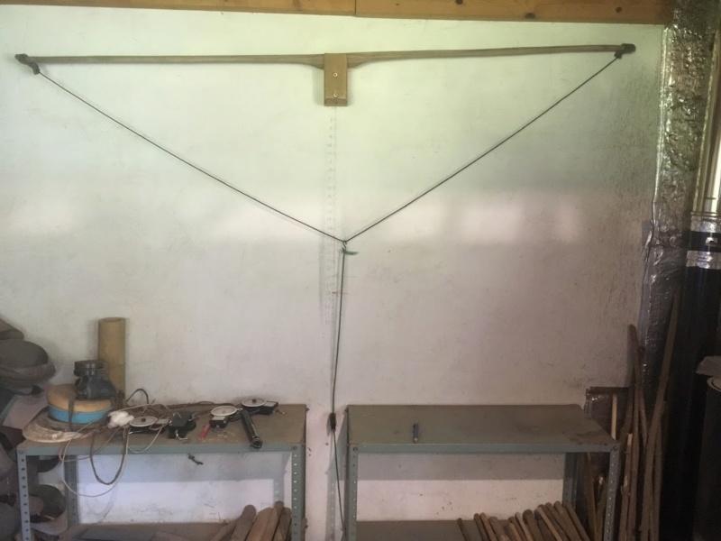 Curso de arcos y flechas con IURDE en Navajeda Img_5020