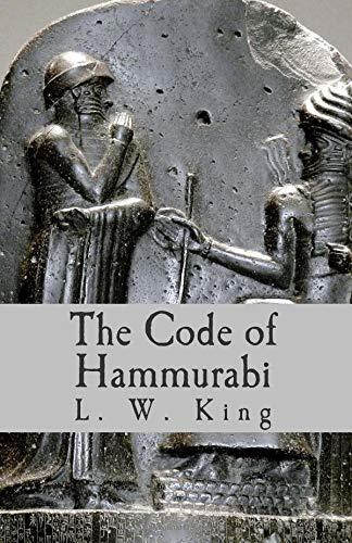 THE CODE OF HAMMURABI 14960410