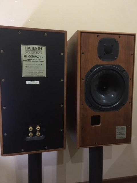 Harbeth HL Compact 7 Speakers Image015