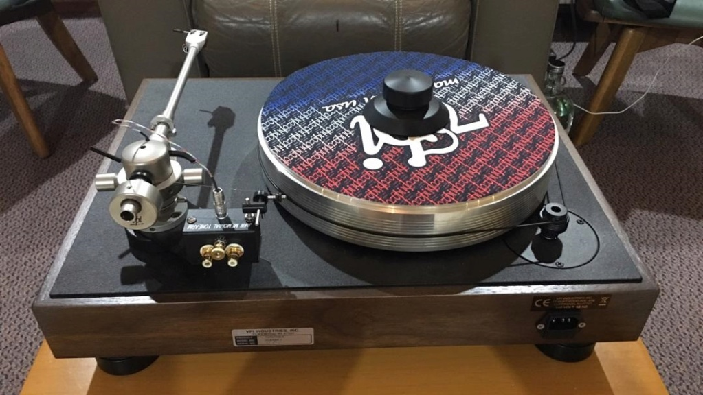 VPI Classic 1 Turntable - Sold Image111