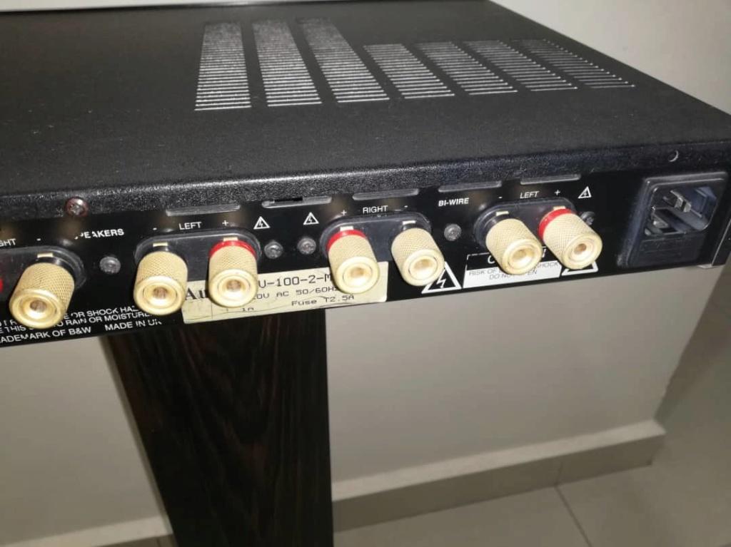 B&W Aura Evolution VA-100 MK II Integrated Amplifier Image117