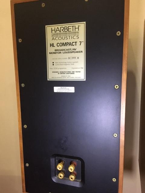 Harbeth HL Compact 7 Speakers Image119